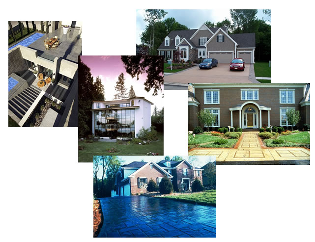 residential collage